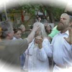 Anointing of Gloria