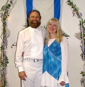 Gary and Gloria. The Leaders of Holiness to the Lord